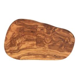 Olajfa Tapas tábla, vágódeszka EXTRA széles  35–40 cm