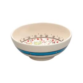 Nimet tapaszos bowl , leveses tál 12cm  fehér