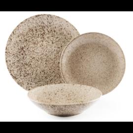 Olasz kerámia tányér készlet 18db-os