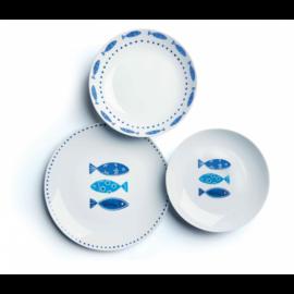 Olasz-keramia-etkeszlet-hal-mintas