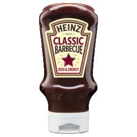 Heinz BBQ klasszikus szósz 480g/400ml