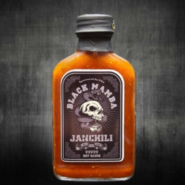Janchili Black Mamba chili szósz 100ml