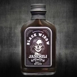 Janchili Black Widow chili szósz 100ml