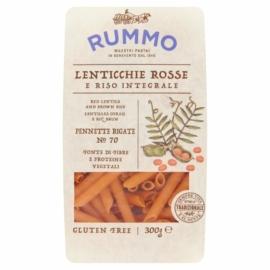 rummo-pennette-rigate-tojasmentes-szarazteszta-300g-voros-lencse-barnarizs