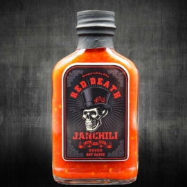 Janchili Red Death chili szósz100ml
