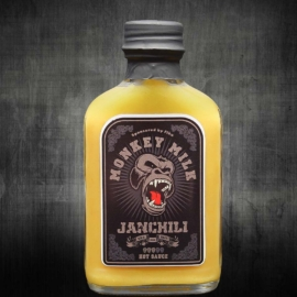 Janchili Monkey Milk chili szósz 100ml