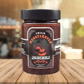 Janchili Chilis meggylekvár 400g