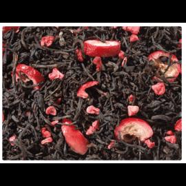 Fekete tea keverék, ízesítve · Áfonya 50g