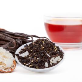 Fekete tea ízesítve - Bon tea  50g