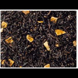 Fekete tea keverék, ízesítve · Citrom 50g