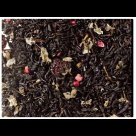 Fekete tea keverék, ízesítve · Erdei gyümölcs - 50g