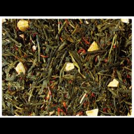 Zöld tea keverék, ízesítve · Sencha · Vörös ginzeng 50g