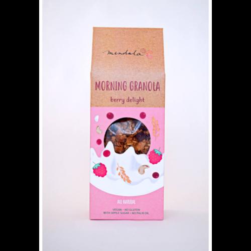 Mendula berry delight granola 300g
