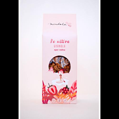 Mendula epres-málnás granola 250g