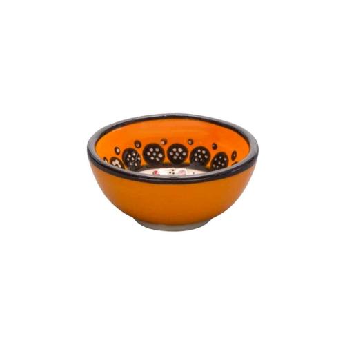 tapaszos-tal-edeny-bow-narancssarga