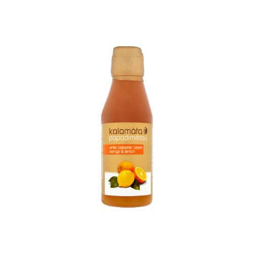 Papadimitriou balzsamecet krém citrom és narancs 250ml
