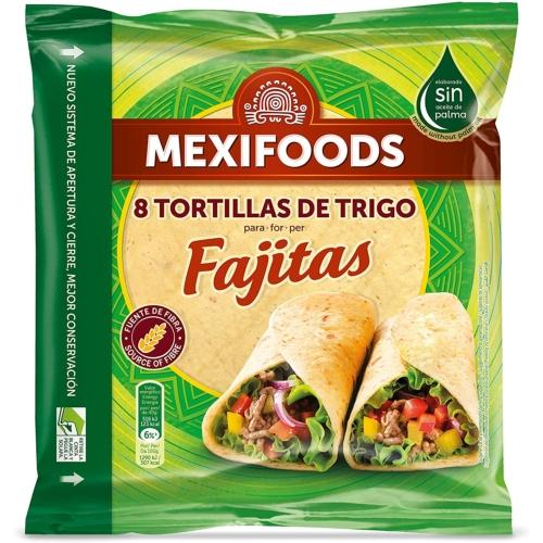 Mexifoods Tortilla 20cm 12db