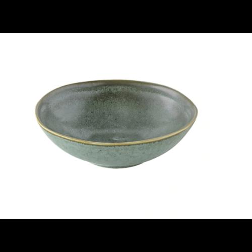 "Nuova R2S ""Essentials"" leveses tányér 18 cm, zöld"