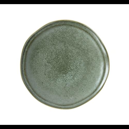 Nuova R2S Essential tányér 26,5 cm, zöld