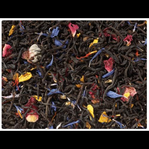 Fekete tea, ízesítve · Peach / Cream 50g