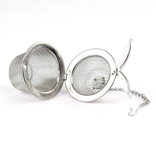 Tealabda rozsdamentes acél ( teafilter )