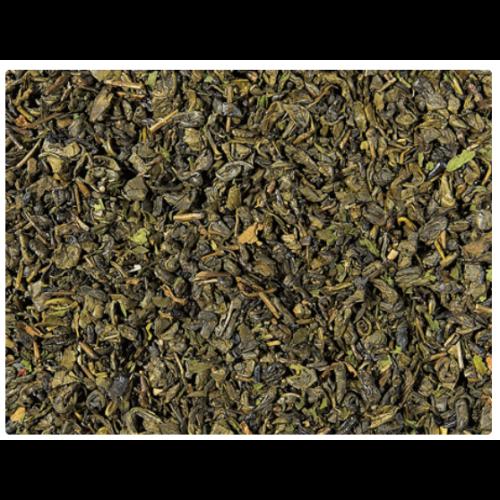 Zöld tea, ízesítve · Zöld Mentosz - 50g