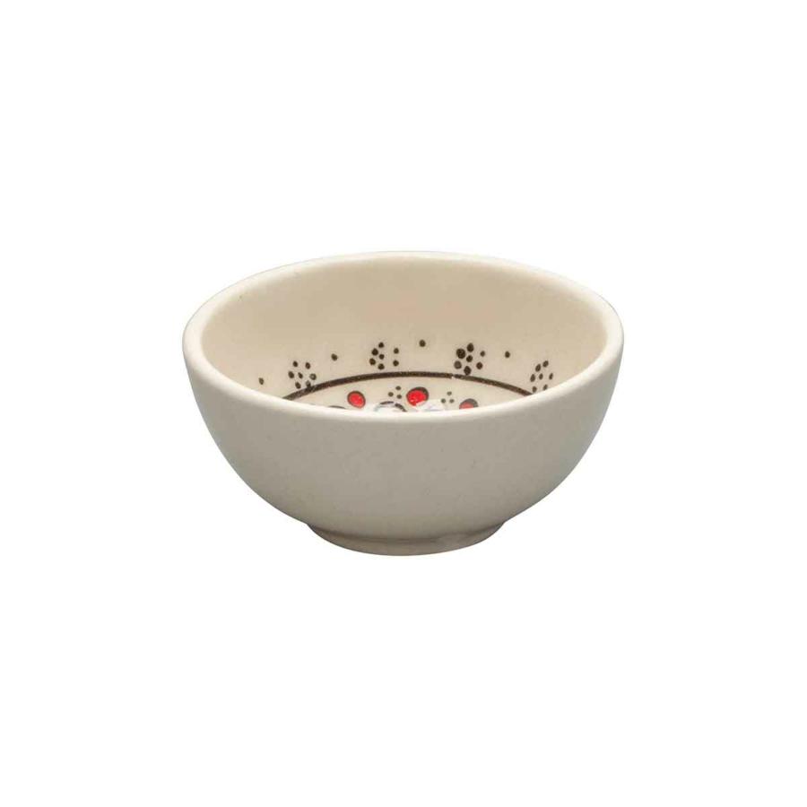 Nimet tapaszos bowl tálka 7cm  fehér