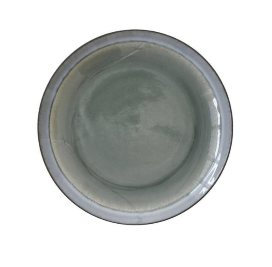 Nuova olasz kerámia tányér 26,5 cm