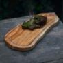 Kép 4/4 - vagodeszka-sajttal-olajfa-steak-board-4045-cm
