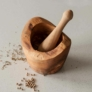 Kép 3/4 - olajfa-mozsar-olivewood-16cm