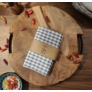 Kép 1/3 - konyharuha-100-waffel-pamut