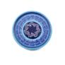 Kép 1/5 - kezmuves-agyagkeramia-tapasz-tal-edeny-bowl-kek-kezzel-festett-bowl and dishes