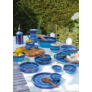 Kép 3/4 - kezmuves-agyagkeramia-tapasz-tal-edeny-bowl-kek-kezzel-festett-bowl and dishes