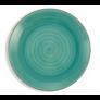 Kép 4/7 - Villa D'Este Home Tivoli türkiz 18 db-os tányér készlet