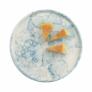 Kép 1/4 - Agyagkeramia-kezmuves-etkeszlet-mediterran-motivumok-szinek