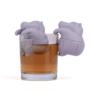 Kép 1/4 - Teafilter szilikon viziló (teafilter)
