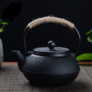 Kép 2/5 - ontottvas-tea-kanna-japan-teaskanna
