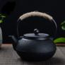 Kép 2/5 - Japán stílusú öntöttvas teáskanna 1200ml