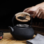 Kép 3/5 - ontottvas-tea-kanna-japan-teaskanna