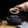 Kép 4/5 - Japán stílusú öntöttvas teáskanna 1200ml
