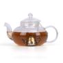 Kép 5/5 - Teagömb rozsdamentes acél teáskanna formájú (teafilter)