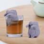 Kép 4/6 - Teafilter szilikon lajhár (teafilter)