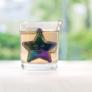 Kép 5/5 - Tealabda mosolygós csillag formába öntve színes titán bevonatú ( teafilter )