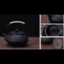 Kép 5/5 - Japán stílusú öntöttvas teáskanna 1200ml