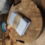 Kép 2/4 - konyharuha-100-waffel-pamut