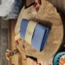 Kép 7/7 - konyharuha-100-waffel-pamut