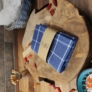 Kép 3/4 - konyharuha-tea-towel-kockas