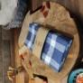 Kép 2/3 - konyharuha-tea-towel-kockas